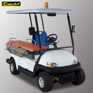 Ce Electric Ambulance Golf Cart pictures & photos