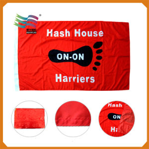 Promotion Printing Polyester Display Advertising Banner National Flag (HY0386) pictures & photos