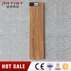 Marciano Wood Ceramic Floor Tile Natural Chocolate Colour pictures & photos