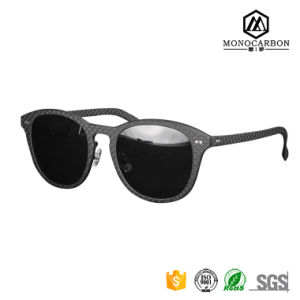 2017 Trending Products Women Foldable Eyeglasses Real Carbon Fiber Sunglasses pictures & photos