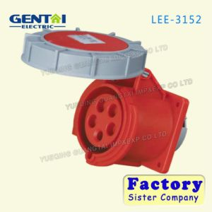 Plug&Socket Male and Female Industrial Plug and Socket pictures & photos
