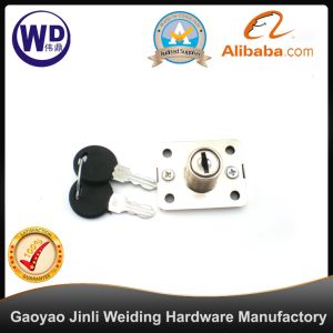 FL-5605 China Iron Furniture Drawer Lock pictures & photos