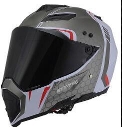 off Road Cross Helmet for Adult, Full Face Helmet, ISO9001: 2008, ABS pictures & photos