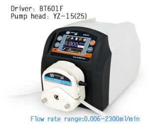 Intelligent Dispensing Peristaltic Dosing Pump 0.006-2900ml/Min pictures & photos