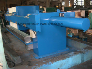 Fast Open Hydraulic Filter Press for Marble Industry pictures & photos