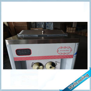 3 Flavors Floor Stand Frozen Ice Cream Maker pictures & photos