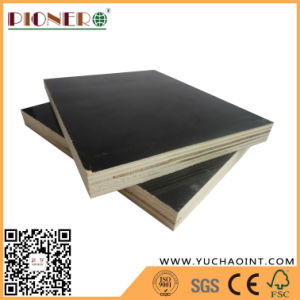 A Grade Mr Glue Film Faced Plywood for Construction for Singapore pictures & photos