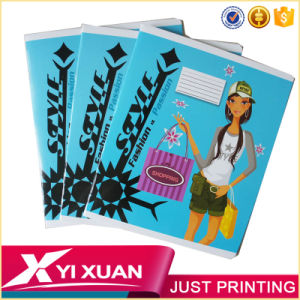 Wholesale Promotion Custom Paper Notebook Print Student Exercise Book (yixuan) pictures & photos