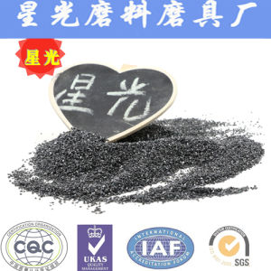 Silicon Carbide 88 # Black Powder for Metallurgical Application pictures & photos