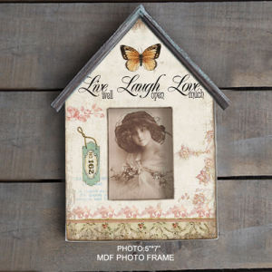 Wood Photo Frame - House Shape pictures & photos