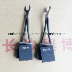 EG8098 Electro graphite Carbon Brush for Motor pictures & photos