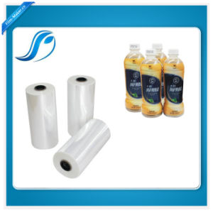 Plastic Pet Heat Shrink Bottle Packaging Film in Roll pictures & photos