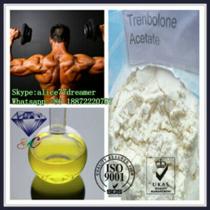 Hot Sale Ananbolic Steroid Trenbolone Acetate CAS: 10161-34-9 for Mass Muscle Growth pictures & photos
