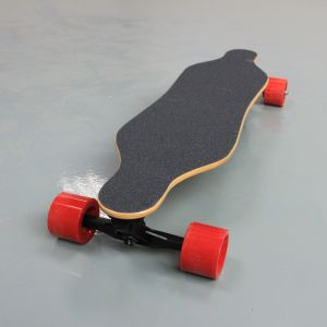 2017 4 Wheels Mini Longboard 350W Electric Skateboard pictures & photos