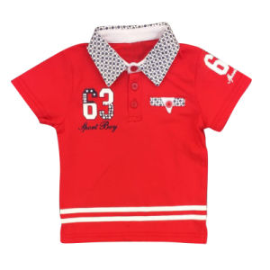 Hot Sale Boy T-Shirt in Kids Clothes pictures & photos