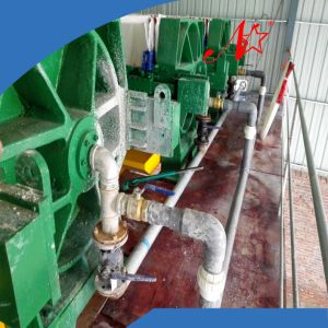 Kaolin Hydraulic Chamber High Pressure Circular Filter Press pictures & photos