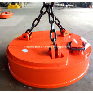 Powerful Electromagnetic Lifting Equipment for Steel Scraps pictures & photos