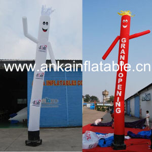 Single Leg Inflatable Air Dancer for Sale pictures & photos
