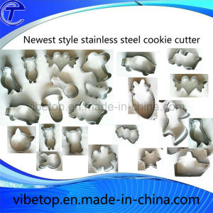 Custom-Made Kitchen Tool Stainless Steel Cookie Cutter/Cake Mold pictures & photos