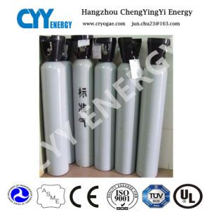 Aluminum Cylinder Oxygen Cylinder with Valve pictures & photos