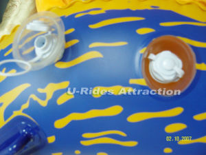 Pure PVC Inflatable Water Park Tube pictures & photos
