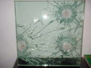 Bulletproof Glass Laminated Glass with Ce/SGS/ISO Certificate pictures & photos