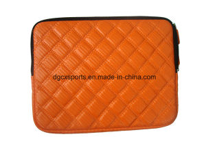 Luxury PU Leather Laptop Sleeve /Laptop Bag pictures & photos