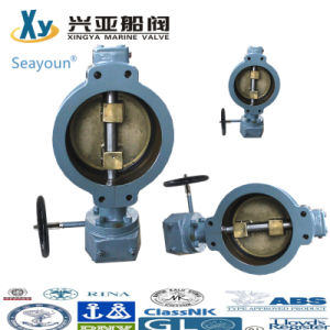 Shipyard Stainless Steel Butterfly Valves Manufacturers pictures & photos