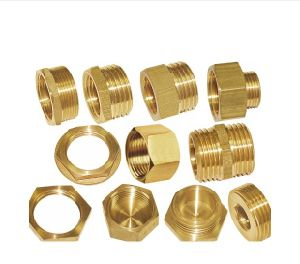 Brass Pipe Fitting Flare Swivel Branch Tee Union Tee pictures & photos