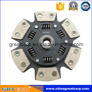 22200-P10-000, Hcd802u Copper Clutch Plate for Racing Car pictures & photos