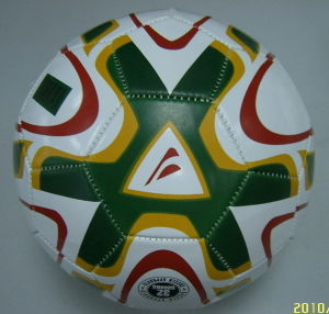 3# PVC Machine Stitching Soccer Ball pictures & photos
