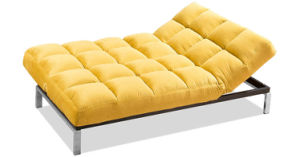 Special Functional Folded Sofa Bed Without Armrest pictures & photos