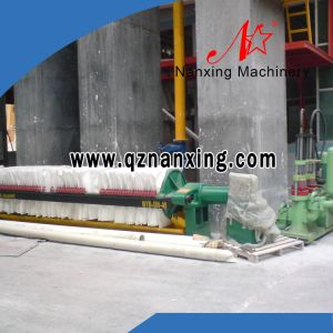 Hydraulic Chamber Filter for Stone Wastwater Treatment pictures & photos