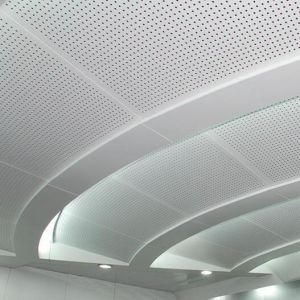 Aluminum Acoustic Ceiling for Meeting Room Using pictures & photos