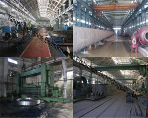 ISO9001: 2008 Coal Rotary Dryer/ Rotary Drum Dryer pictures & photos
