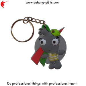 3D Rubber Key Ring for Promotion (YH-KC077) pictures & photos