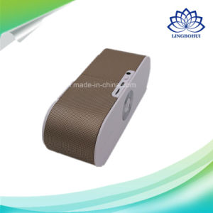 18650 Lithium Battery Hand-Free Call Multimedia Bluetooth Speaker pictures & photos