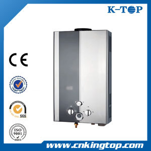 6L Gas Water Heater with LCD pictures & photos