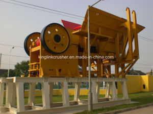 Primary Jaw Crusher Machine for Aggregate Quarry Plant pictures & photos