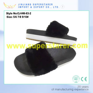 Outdoor Beach EVA Slippers, New EVA Slide Sandal Slippers pictures & photos