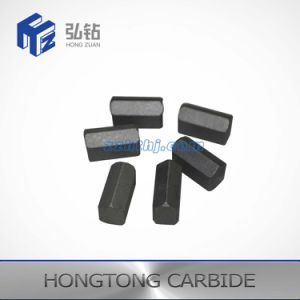 Tungsten Carbide Chisel Tips for Driling and Mining Use pictures & photos