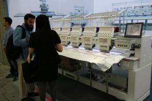 Wonyo 6 Head Computerized Embroidery and Stitching Machine with Factory Price for Sale pictures & photos