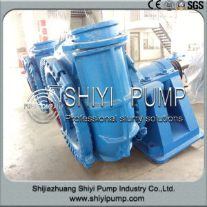 Single Stage Lime Grinding Pump to Suck Mud and Sand Slurry Pump pictures & photos