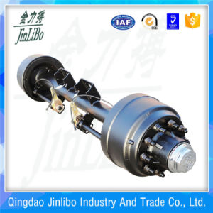 13t 16t American Type Axle Rear Axle Fuwa Type Axle pictures & photos