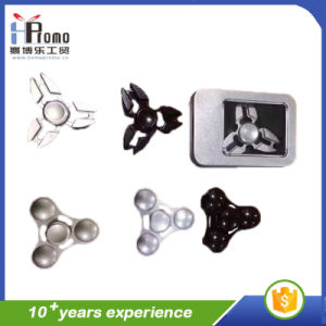 Zinc Alloy Finger Spinner Hand Toy Focus Toy pictures & photos