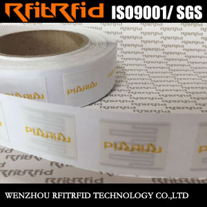 860-960MHz Long Range Passive Color Sticker RFID Tags pictures & photos