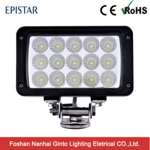 IP68 Waterproof 6′′ 45W Rectangular Tractor Truck LED Work Light (GT1020-45W) pictures & photos