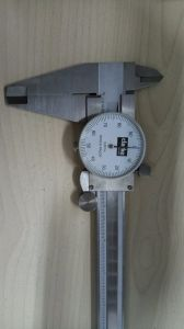 Inch and Metric Dial Caliper pictures & photos