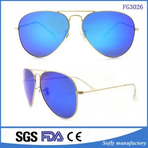 Europe and United States Trendy Personality Sunglasses Pilots Sunglasses pictures & photos