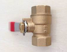 3/4′′ Female Thread Brass Ball Valve with Ce and NF pictures & photos